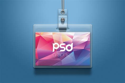 r280 id card tray template psd office id card mockup psd psd