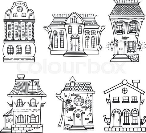 doodlebug doodlebug your house is on set of doodle houses sketches elements for