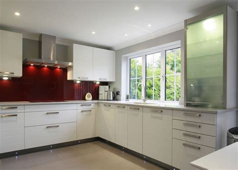 Gloss White Kitchen Design Ideas Kitchen And Decor Gloss Kitchen Designs