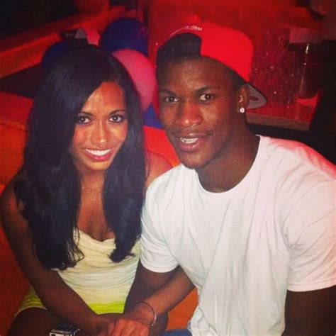 Jimmy Butler's Girlfriend Charmaine Piula [Photos