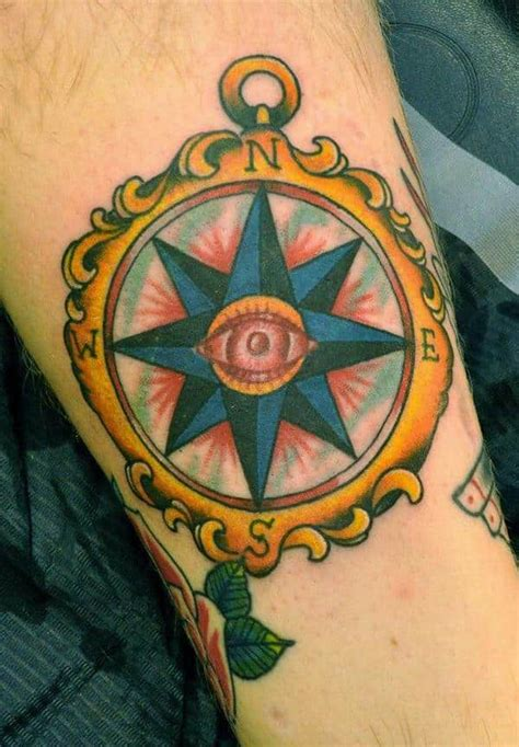 ns tattoo history compass tattoos for men ideas and designs for guys