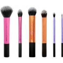 Dijamin Kuas Set Make Up Isi 5 kuas make up brush make up terbaru elevenia
