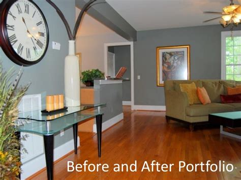 before and after staging stagecoach home staging before and after portfoilio