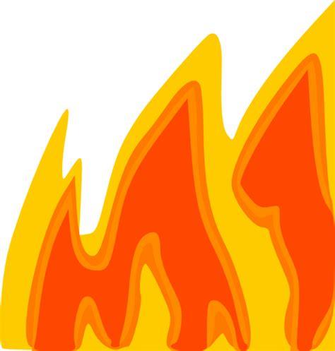 flames clipart flames 3 clip at clker vector clip