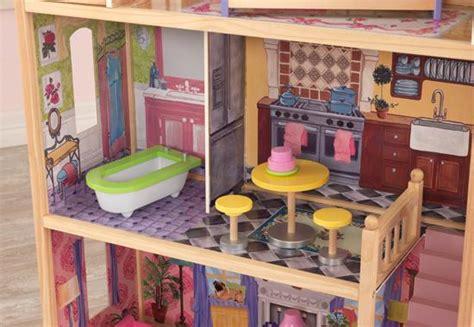 maison de poupéé en bois 500 maison de poup 195 169 es en bois jouet pas cher mod 233 lisme