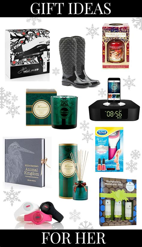 gift ideas for her christmas gift guide 2015 for her lindy loves