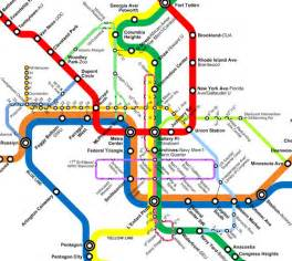 Metro Dc Map by Reflective Online Teaching Thinking Skills In The