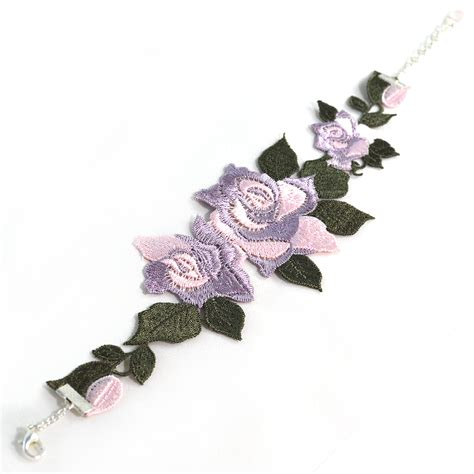 Regal Rosa by Regal Choker Lace Collar Twisted Pixies