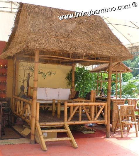 gazebo tre bamboo gazebo tre lang house on stilts