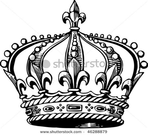 stock vector crown 46288879 joshuadear flickr