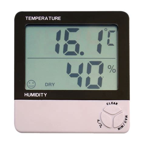 room humidity thermometer hygrometer indoor thermo hygrometer room humidity temperature meter yueqing