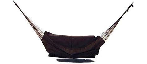 hammock couch sofa hammock a match made in heaven ohgizmo