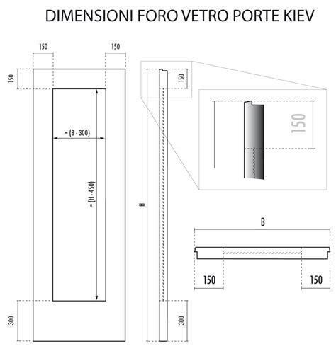 misure standard porte porte interne misure standard idea concetto di