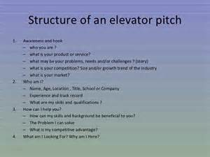 Resume Job Definition by Elevator Pitch