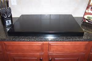 Gas Cooktop Cover New Cooktop Cover Helps Users Create Additional Countertop