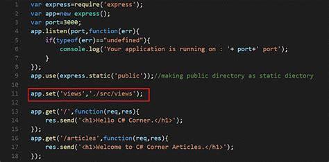 node js tutorial in urdu lovely express template engines photos exle resume