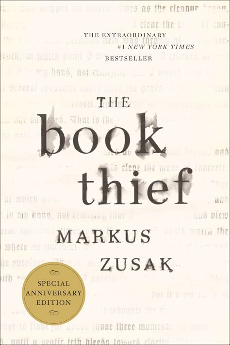 the book of thieves books markus zusak s the book thief the 10th anniversary huffpost