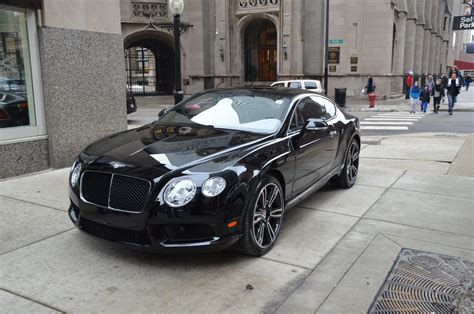 black and gold bentley 2014 bentley continental gt v8 new bentley new