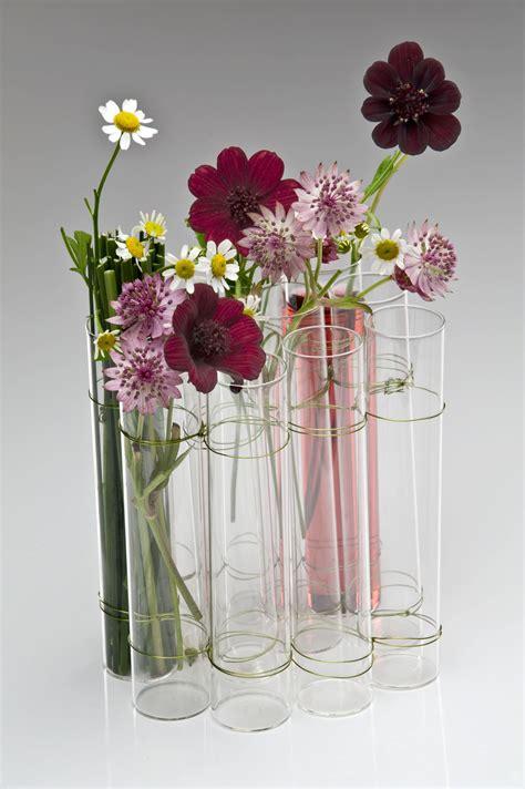 Test Tube Flower Vases Glasvase Test Tube Reagenzglas Glas Vase Blumenvase