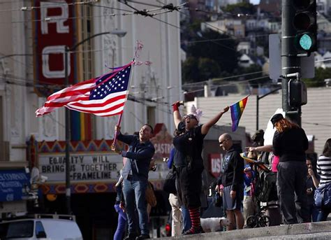 gay section of san francisco celebrations in sf after historic rulings san francisco