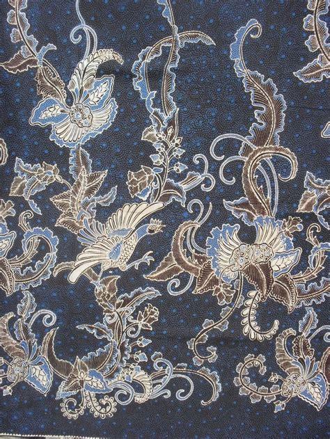 design batik flora fauna peksi gisik lorok