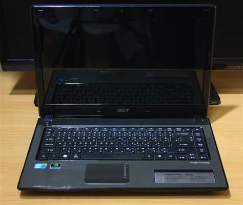 Laptop Acer Aspire 4741g I3 โน ตบ ค acer aspire 4741g 372g50mnkk c005