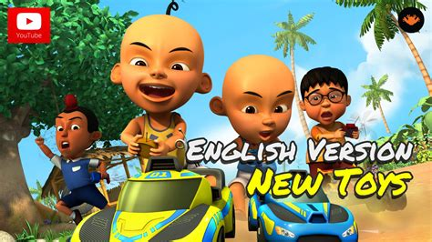 film upin ipin terompah opah full upin ipin new toys english version hd viyoutube