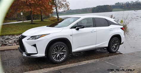 lexus van 2016 2016 lexus rx reviews roundup 150 all new rx350 f
