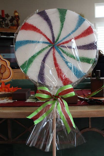 outdoor 8 diameter christmas lollipops 373 best ideas candyland theme images on candyland deco and