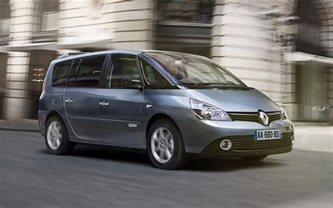 Renault Espace 2013 Widescreen Exotic Car Photo 11 Of 24