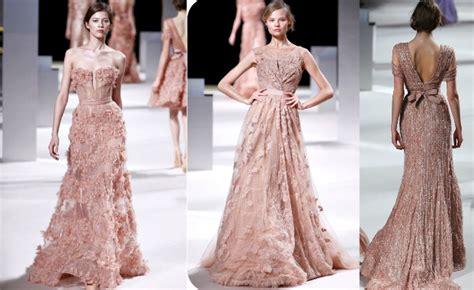 Dress Sauqina Dusty Pink 0112 Qkj pale gown fashion dresses