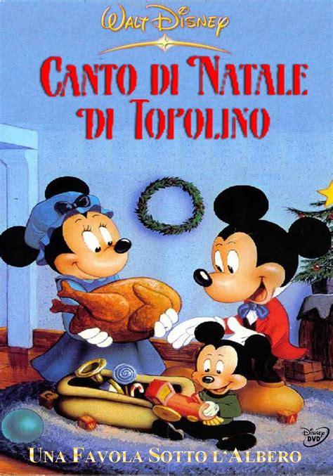 film disney natale 2015 canto di natale di topolino 1983 di b mattinson