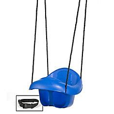 home depot rope swing playstar toddler swing with rope the home depot canada