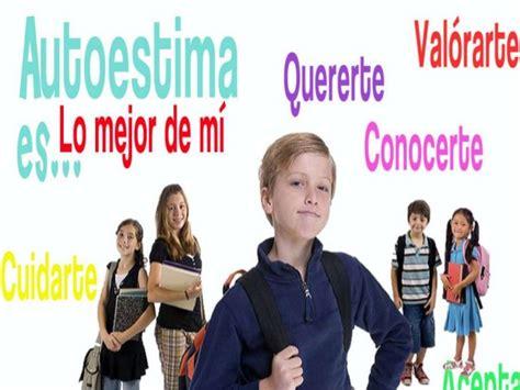 imagenes autoestima positiva presentacion para padres sobre autoestima