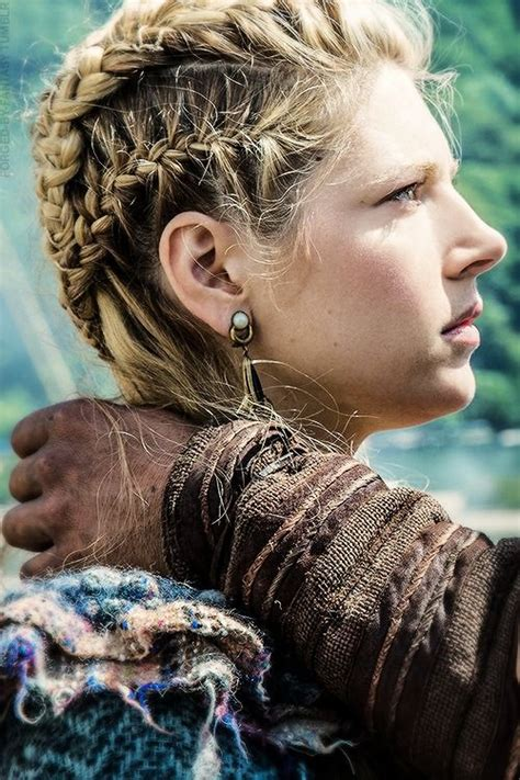 vikings lagertha hair style lagertha s braids awesome and so beautiful i m in love