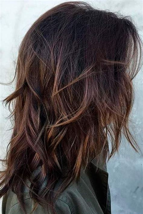 most flattering hair length 15 best ideas about medium hairstyles on pinterest
