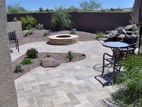 Backyard Builder Arizona Landscape Design Poco Verde Landscape