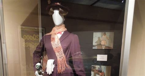 mary poppins costume props trophy hollywood movie costumes and props julie andrews iconic