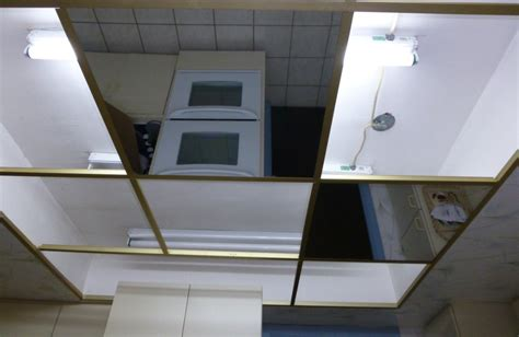 Mirror Ceiling Panels by Fiber Optic Ceiling Panels Made With Quality Acoustic