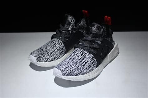 Sepatu Adidas Nmd Xr1 New Runner adidas nmd xr1 pk primeknit glitch camo black white outlet sale new yeezy boost