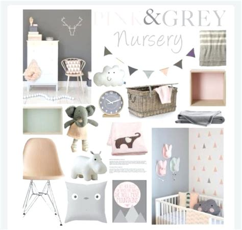 pink and grey nursery l gray nursery room ideas pink and gray baby room ideas
