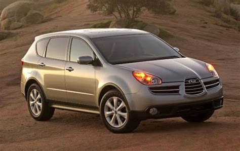 subaru tribeca 2007 2007 subaru b9 tribeca user reviews cargurus