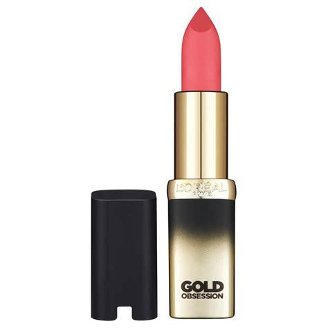 L Or 233 Al Paris Colour Riche Gold Obsession Lipstick Cp37