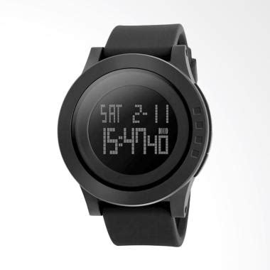 Jam Tangan Original Skmei Fitness Notification L28t Black jual jam tangan sport skmei bergaransi harga murah