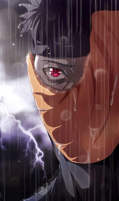 masked man fanart  naruto shippuden anime
