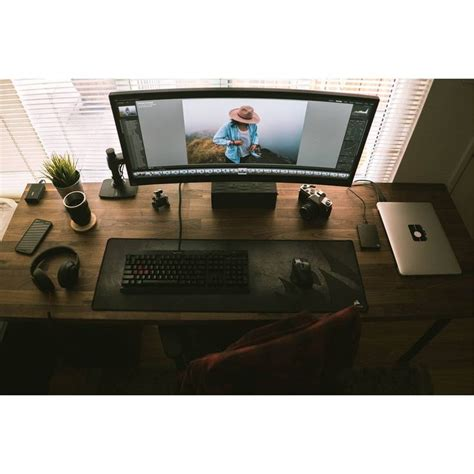 Laptop Desk Setup Best 25 Desk Setup Ideas On Gaming Desk Setup Gaming Pc Desk And Gaming Pc Desk Diy