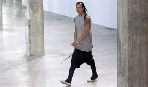 Fashion Week 101 What Does A Dresser Do by Rick Owens Page 395