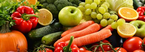 cottage health the importance of healthy fruits vegetables in