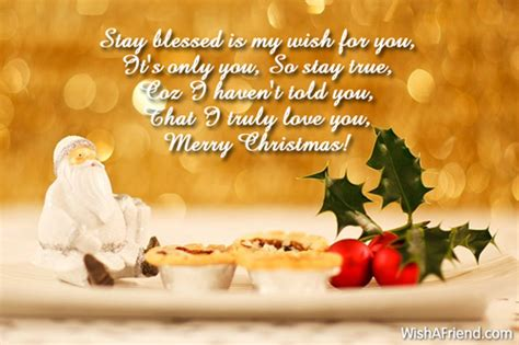 christmas messages  son