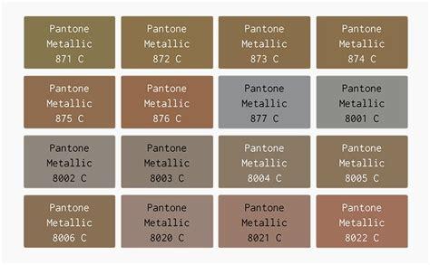 gold color names pantone metallic color chart search my colour